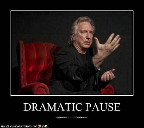 actors Alan Rickman best of the week dramatic dramatic pause gestures Hall of Fame roflrazzi - 5147147008