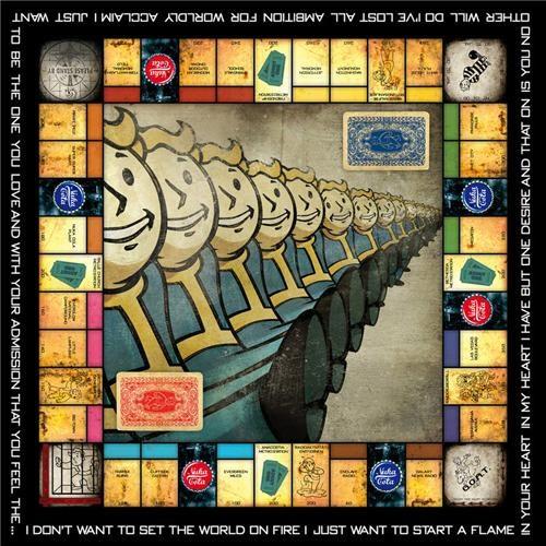 fallout fallout 3 fallout new vegas monopoly Toyz video games