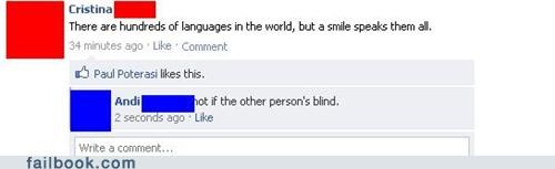 blind braille smile universal language world languages - 5147844096