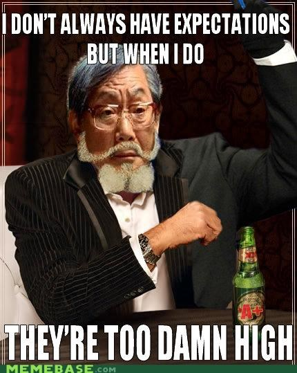 awesome high expectations asian dad jimmy mcmillan Meme Overload Memes the most interesting man in the world three tricks - 5148009984