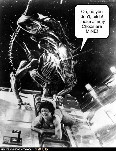 actor alien Aliens celeb funny Movie sigourney weaver - 5148038144