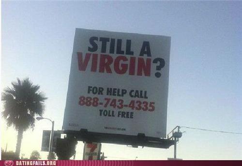 billboard hotline virgin virginity We Are Dating