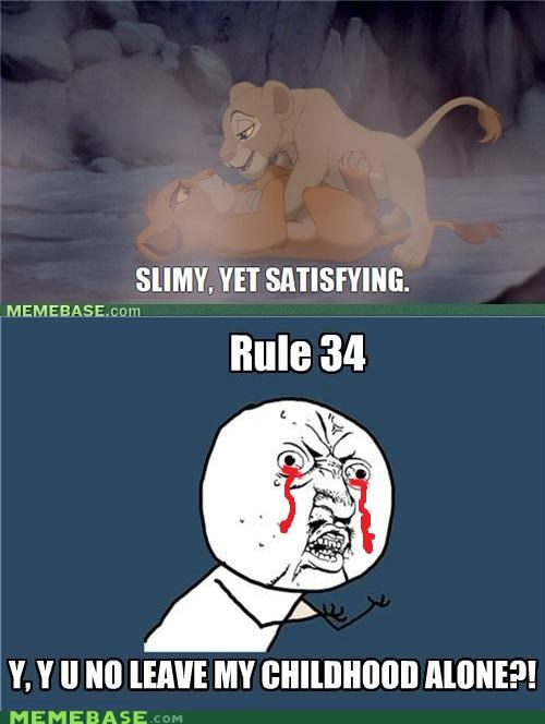 childhood disney eyes lion king movies Reframe Rule 34 Y U No Guy - 5149107456