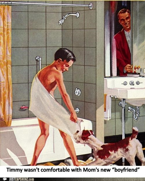 creepy gross historic lols pedobear showers watching - 5149323776