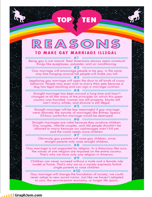 wtf gay marriage reasons - 5149642752