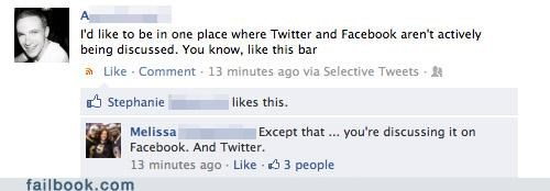facepalm social networking your friends are laughing at you - 5149711616