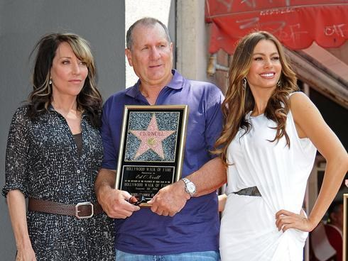 ed-oneill,Hollywood Walk of Fame,Well-Deserved Recognition