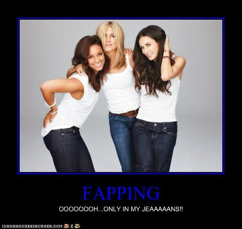 FAPPING