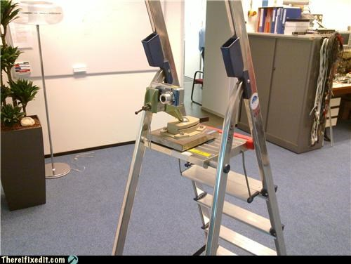 dual use Hall of Fame ladder Professional At Work tripod - 5150897920