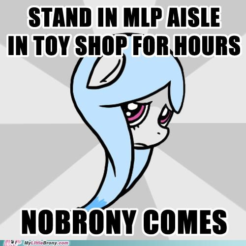 desperate lonely brony meme nobrony toy store - 5151201792