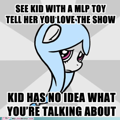 forever a brone lonely brony meme stupid kid toy - 5151203072
