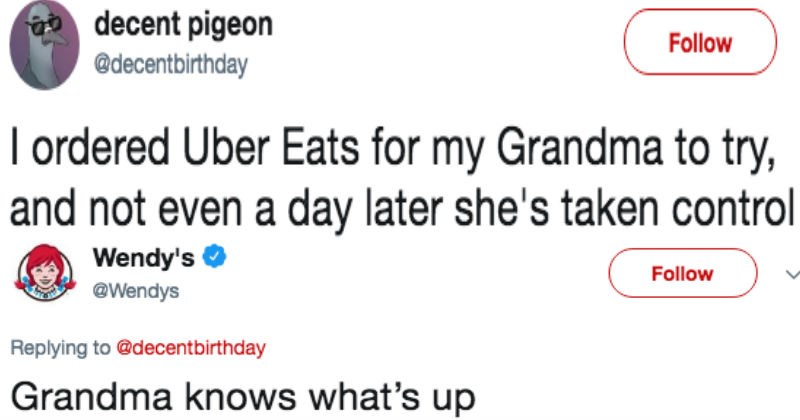 uber technology apps grandma ridiculous funny - 5151749