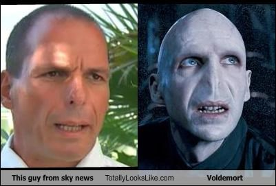 funny Hall of Fame Harry Potter Movie ralph fiennes sky news TLL voldemort - 5152258560