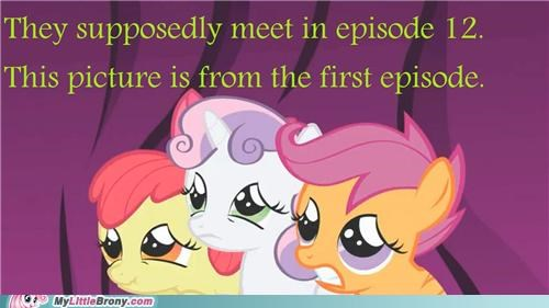 cutie mark goofed messed up timelines TV tv show - 5152296192