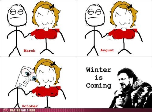 breasts cold comic Game of Thrones imminent ned nipples rage comic We Are Dating - 5152300032