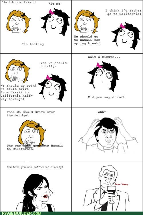 bridge,california,Hawaii,Rage Comics,wtf jackie