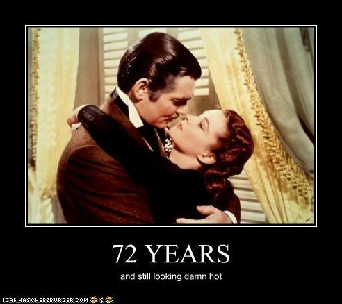 72 YEARS and still looking damn hot