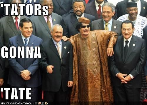 dictators moammar gadhafi political pictures - 5152936704