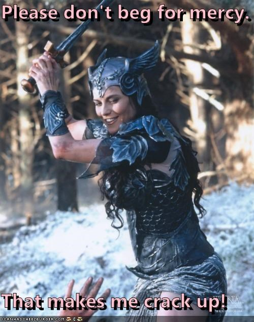 actor celeb funny Lucy Lawless TV Xena - 5153294080