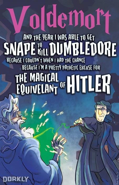Harry Potter voldemort list Fan Art - 515333
