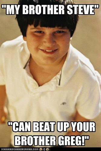 Annoying Childhood Friend good greg Memes meta scumbag steve - 5153371136