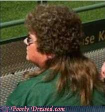 hair Hall of Fame mullet perm