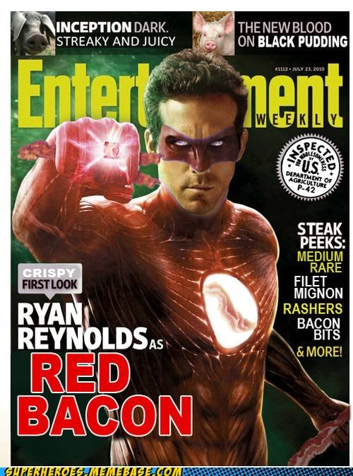 bacon delicious Green lantern ryan reynolds The Movies - 5154312192