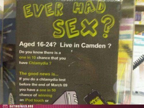 sign STD STDs sti We Are Dating - 5155892992