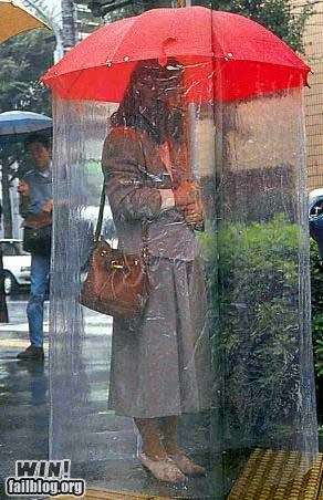 clever protection rain umbrella weather - 5156263680