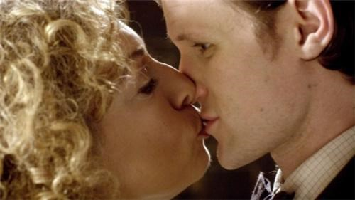 alex kingston companions doctor who Matt Smith River Song tv shows
