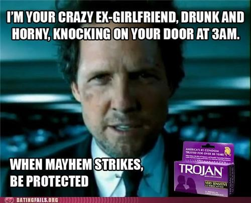 booty call condoms ex insurance protection trojan We Are Dating - 5157172480