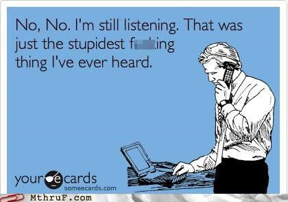 conversation coworkers ecard Hall of Fame stupid - 5157218304