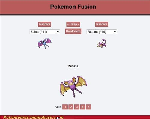 dark cave every step fusion Memes pokemon fusion rattata repel tall grass zubat - 5158425344