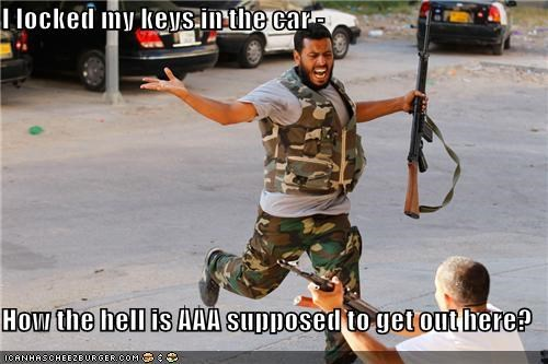 AAA,car keys,keys,locked keys in the car,oops
