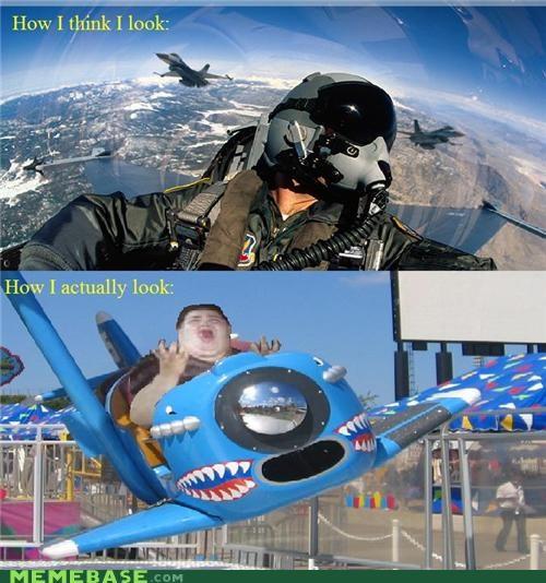 airplane disney dreams flight How People View Me - 5159414784