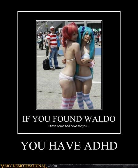 adhd,hilarious,Sexy Ladies,wheres waldo