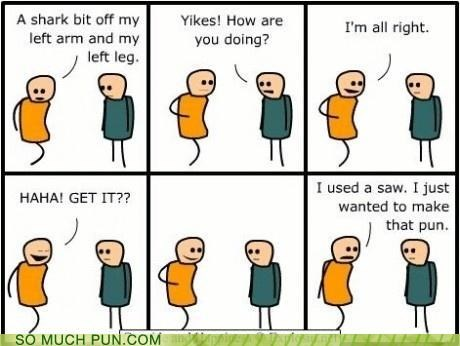 all right alright cyanide and happiness double meaning Hall of Fame literalism lolwut right saw - 5159500288