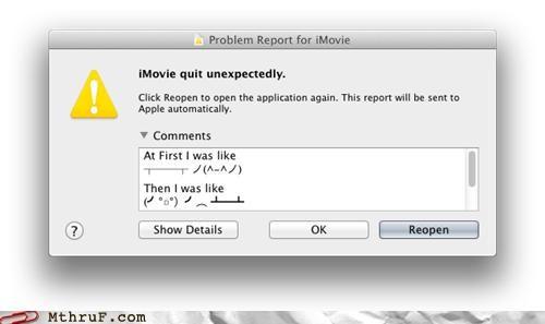 comments Error Report imovie - 5159868160