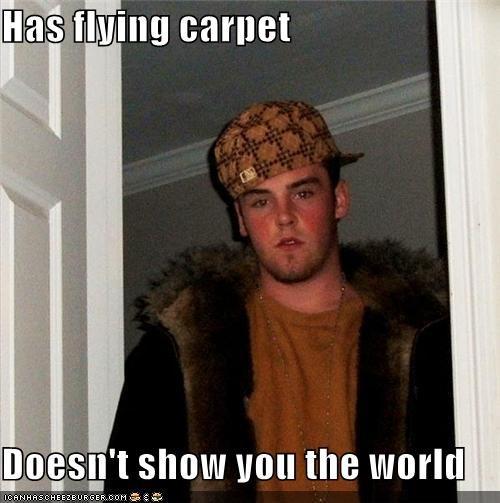 aladdin disney flying carpet Scumbag Steve Songs the world - 5159941888