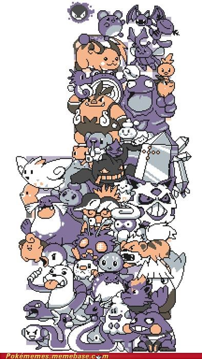 art missingno muk together which-ones-can-you-find - 5160080384