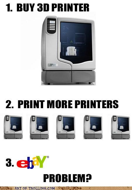 3d,printers,scam,shoppers beware