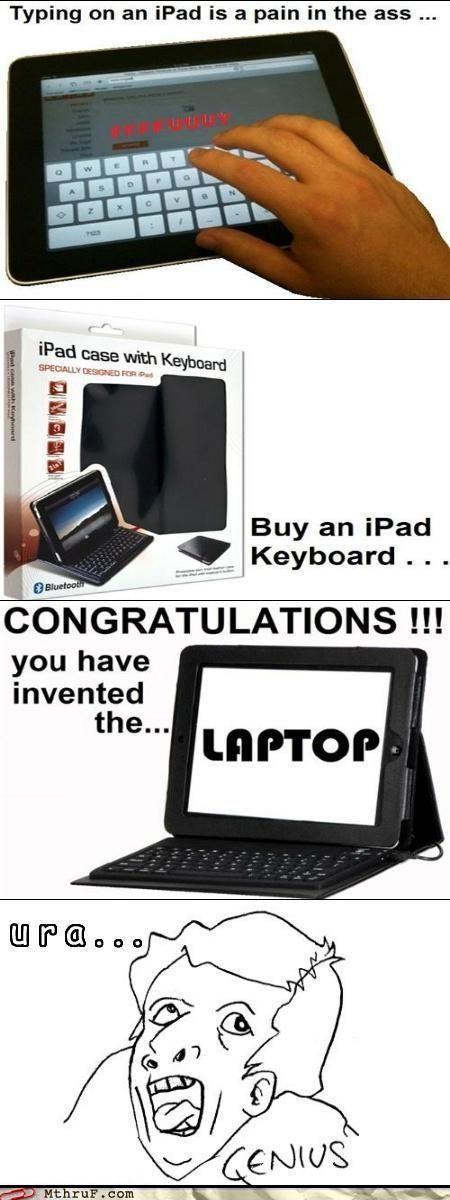 ipad keyboard laptop