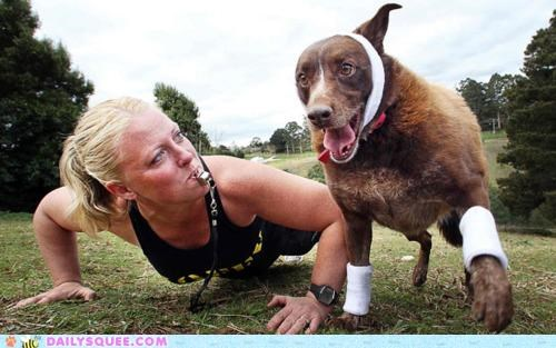acting like animals do not want dramatic exercising outfit working out - 5160825088