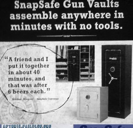 beer safe storage vault - 5160834048