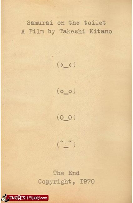 Classic Emoticons: The First Engrish?