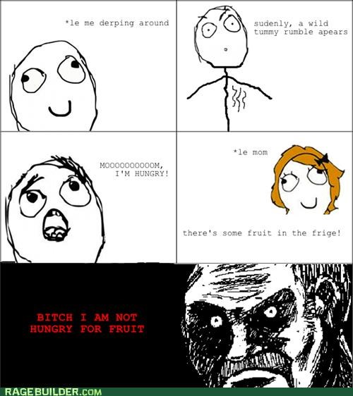 best of week fruit mom logic Rage Comics snack - 5161752576