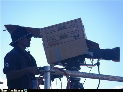 camera,cardboard,Professional At Work,shade