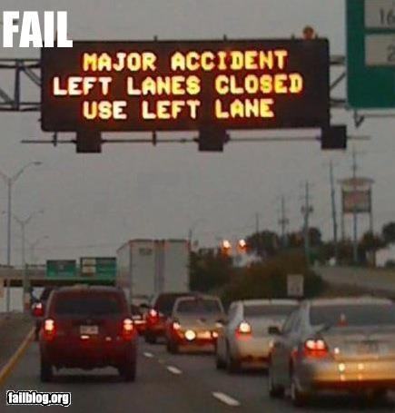 classic driving failboat g rated signs traffic - 5163507200