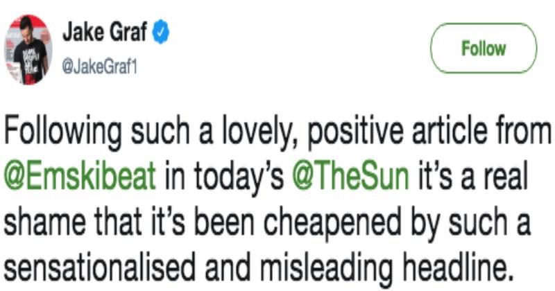 tabloid FAIL cringe Awkward newspaper - 5164805