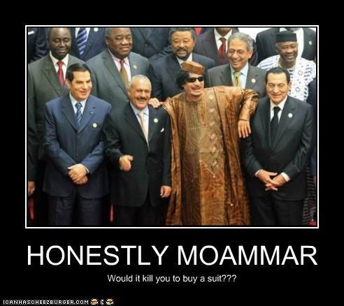 moammar gadhafi political pictures - 5165961472